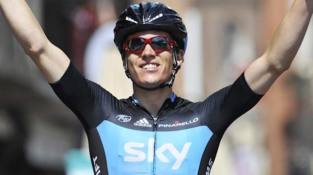 Team Sky&#39;s Ben Swift