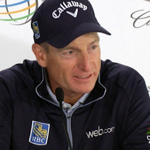 Jim Furyk comments before Cadillac Match Play
