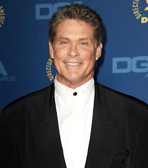 David Hasselhoff Cutouts Stolen From Convenience Store, Clerk Injured