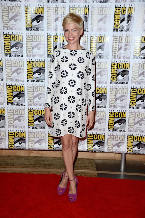"Comic-Con International 2012 -Walt Disney Studios: ""Frankenweenie,"" ""Wreck It Ralph"" And ""Oz"" Press Line"