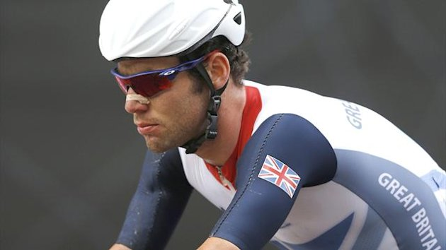 Mark Cavendish at London 2012