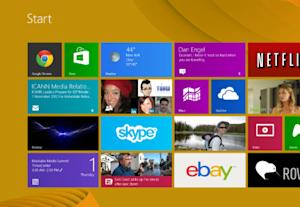 The Problem With Windows 8