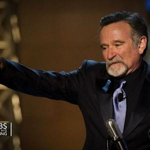 Robin Williams sent special message to cancer patient fan