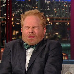 David Letterman - Jessie Tyler Ferguson's Ruptured Vocal Chords