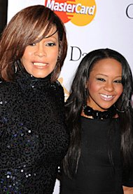 Whitney Houston and daughter Bobbi Kristina  | Photo Credits: Jeffrey Mayer/WireImage.com