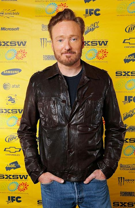 ConanO Brien SXSW