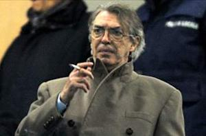Moratti not looking for Inter sale