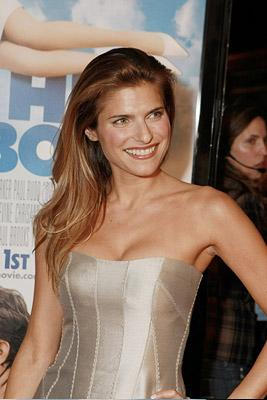 Lake Bell at the Los Angeles premiere of New Line Cinema's Over Her Dead Body