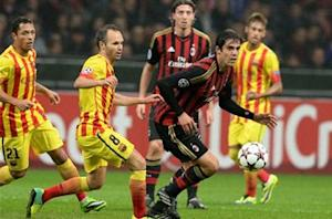 Galliani: Kaka had a super game