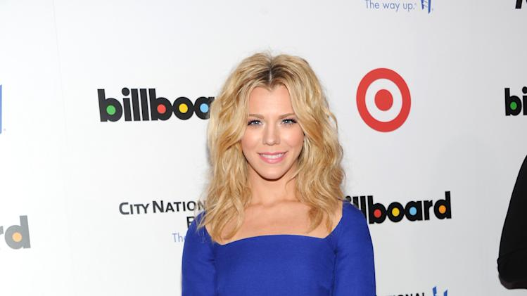 Musician Kimberly Perry attends the Billboard Women In Music Awards at Capitale on Tuesday, Dec. 10, 2013 in New York. (Photo by Evan Agostini/Invision/AP)