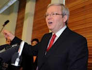 Kevin Rudd came to power in Australia&#39;s 2007 election landslide that ended more than a decade of conservative rule, but a series of policy mis-steps saw him lose the confidence of party chiefs and he was axed for the more pragmatic Julia Gillard