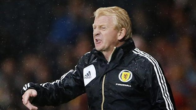 Gordon Strachan felt Belgium's physical strength was key