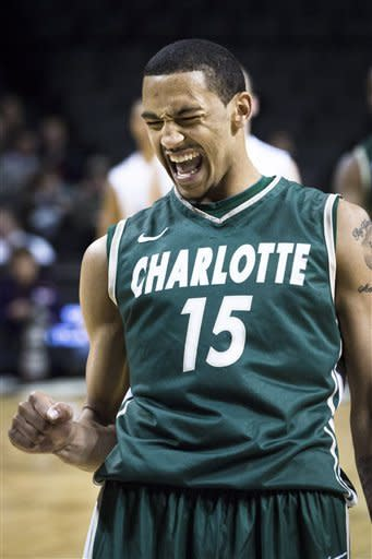 Charlotte stuns Richmond at A-10 tourney 68-63