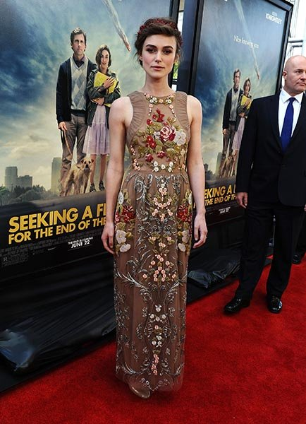 "At the ""Seeking a Friend For the End of The World"" Premiere this June"
