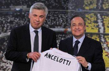 Under pressure: Ancelotti and Real Madrid can't afford another trophyless season
