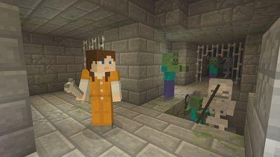 You can finally choose to play as a girl in Minecraft