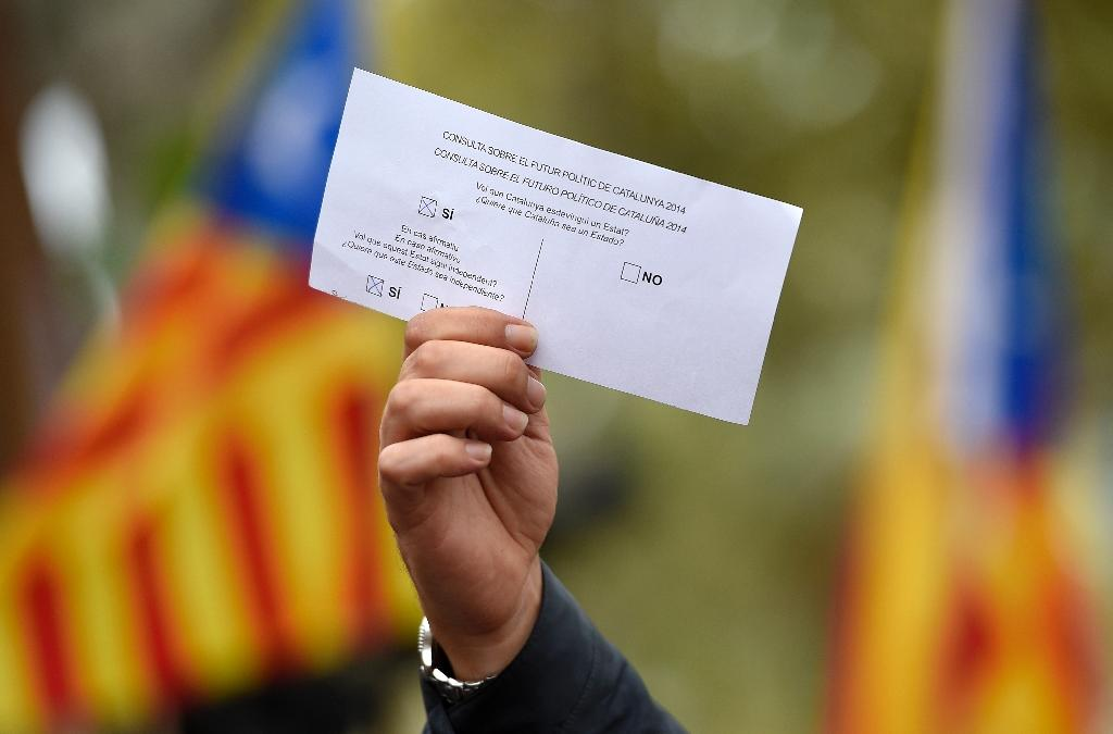 Catalan separatists in court over independence vote
