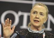 Hillary Clinton victime d&#39;une commotion crbrale