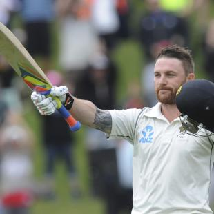 McCullum savours historic 'triple'