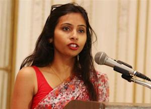 India's Deputy Consul General in New York, Devyani …