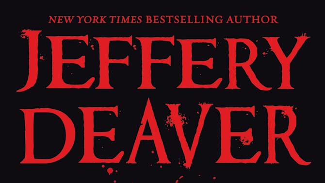 """This book cover image released by Grand Central Publishing shows """"The Kill Room,"""" by Jeffery Deaver. (AP Photo/Grand Central Publishing)"""