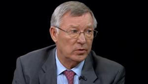 A side of Sir Alex Ferguson you've never seen in a conversation with Charlie Rose | SIDELINE