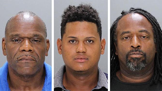 PHOTOS: 9 arrested in prostitution sweep