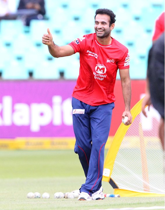 CLT20 2012 Champions League Twenty20 - Delhi Daredevils Training Session