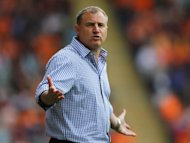 Paul Jewell's position at Ipswich has come under scrutiny