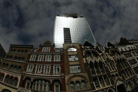 London's car-melting skyscraper wins Carbuncle Cup