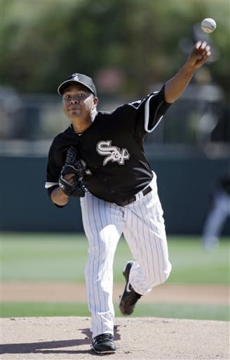 Quintana solid for White Sox in 4-0 win over Reds