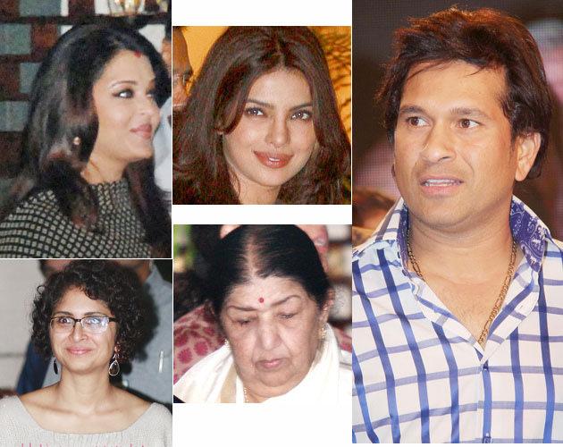 A-listers at Mukesh Ambani's…