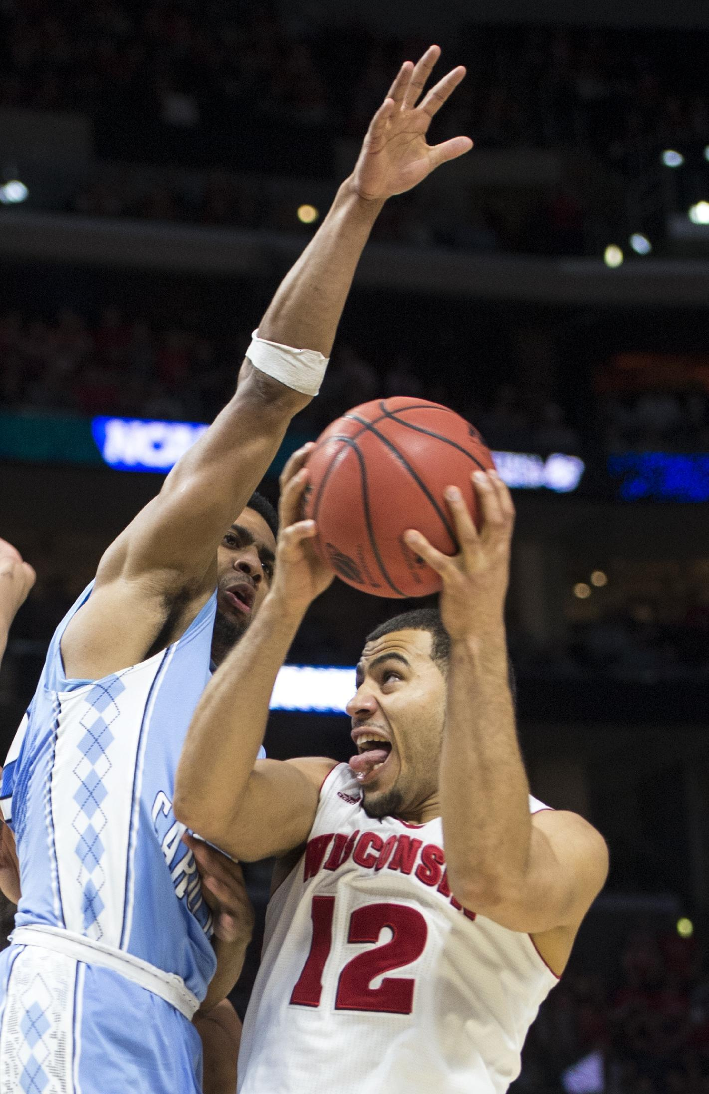 Traevon Jackson's journey ends at Final Four for Wisconsin