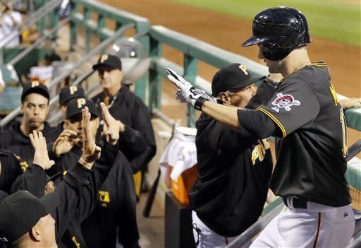 Burnett wins 3rd straight, Bucs top Nationals, 3-1