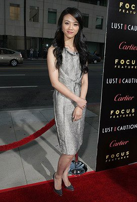 Tang Wei at the Los Angeles premiere of Focus Features' Lust, Caution
