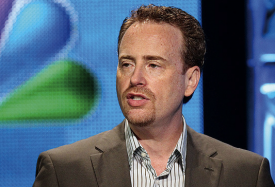 "NBC's Bob Greenblatt Declares ""Flat Is The New Up"" In TV Ratings, Laments The Lack Of Respect For Broadcast Shows: TCA"