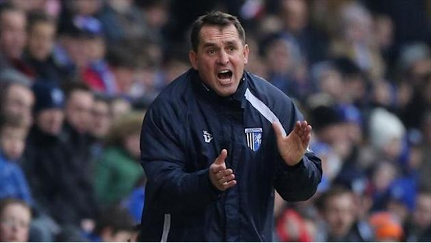 League One - Martin Allen sacked by Gillingham