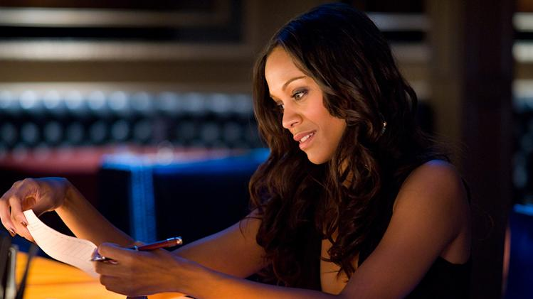 Takers Screen Gems Production Photos 2010 Zoe Saldana