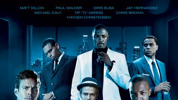 Takers Production Photos Screen Gems 2010 Poster