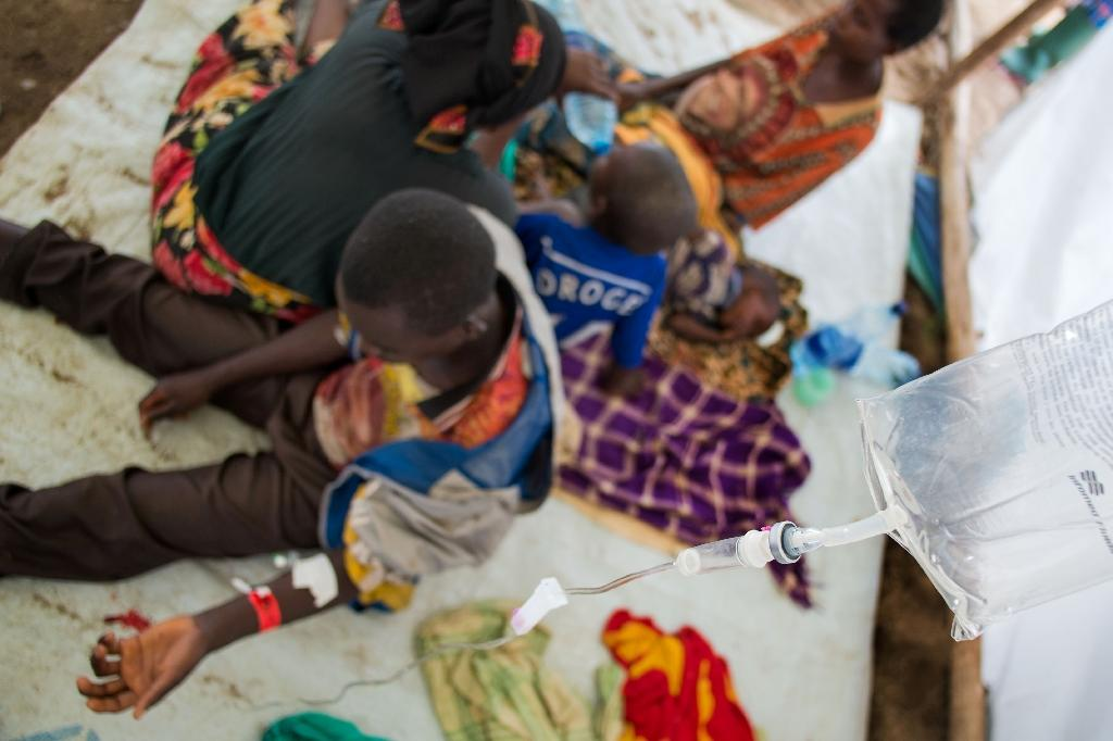 Cholera outbreak among Burundi refugees in Tanzania slowing: UN