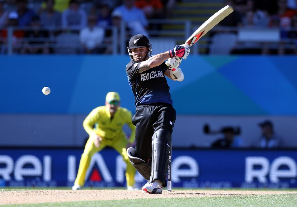 New Zealand edge past Australia, India thrash UAE at World Cup
