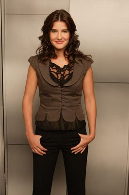 Cobie Smulders as Robin