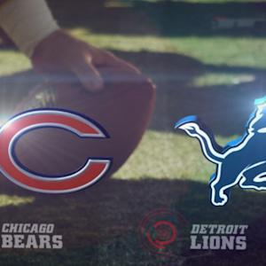 Week 13: Chicago Bears vs. Detroit Lions highlights