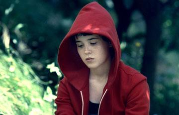 Ellen Page in Lionsgate Films' Hard Candy