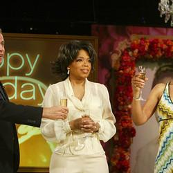 That Time John Travolta Made Oprah Cry On Her Birthday