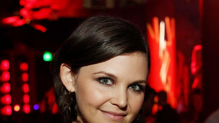 Ginnifer Goodwin hosts an evening at Prive Las Vegas inside Planet Hollywood Resort & Casino on April 4, 2009 in Las Vegas, Nevada.