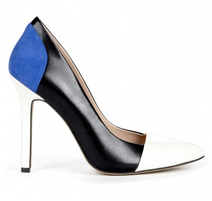 Colorblock Pumps, $64.95
