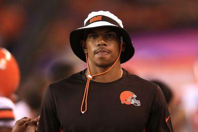Terrelle Pryor is ready to play, still needs to earn fantasy relevance
