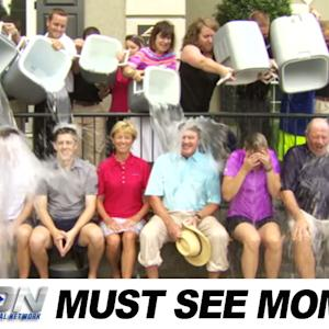 ACC Commissioner Joins the ALS Ice Bucket Challenge | Must See Moment
