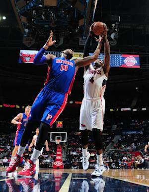 Stuckey, Monroe, Drummond lead Pistons past Hawks